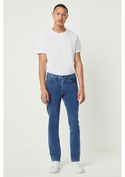 Soft Indigo Denim Jeans