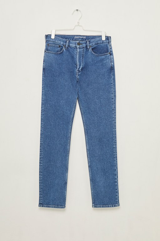Complete the Look Soft Indigo Denim Jeans