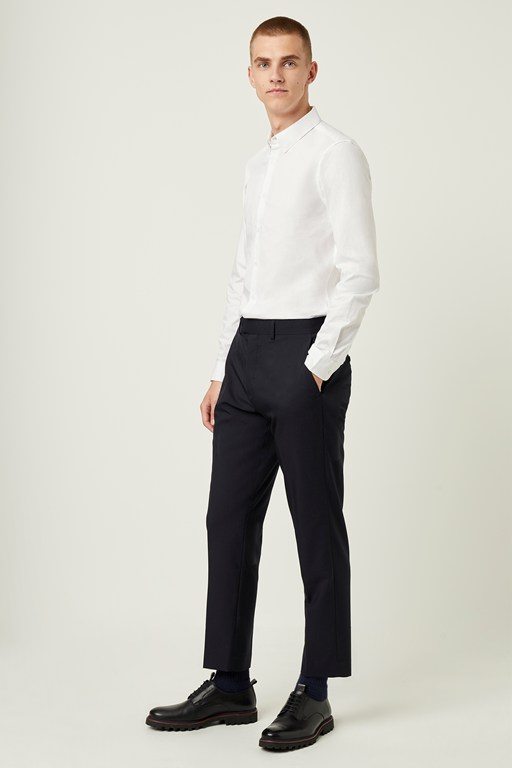 classic winter suit trousers