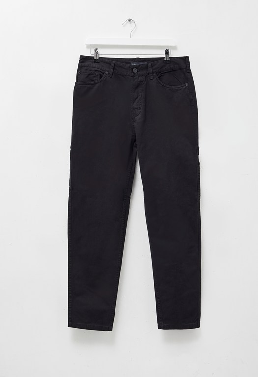 Complete the Look Overdyed Herringbone Carpenter Jeans