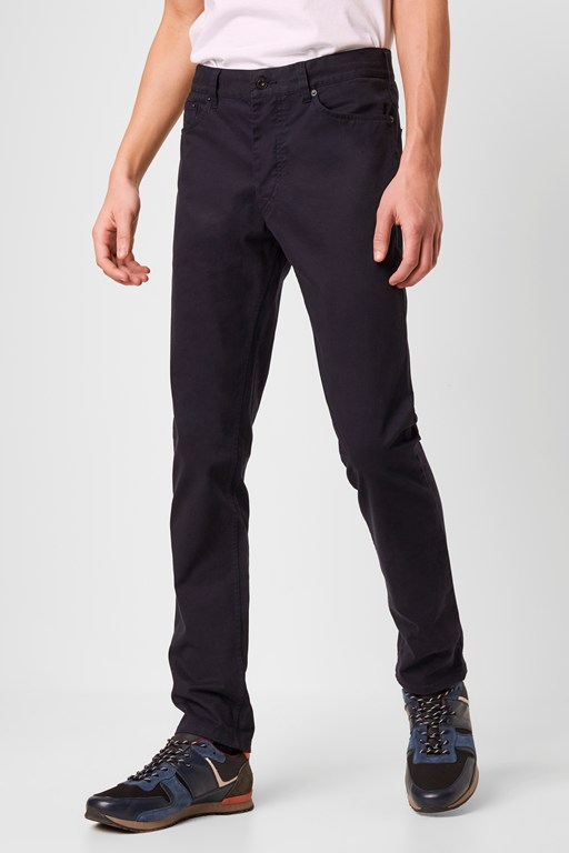 machine stretch trousers