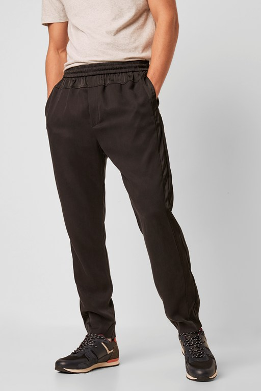 Complete the Look Lyocell Panelled Trouser