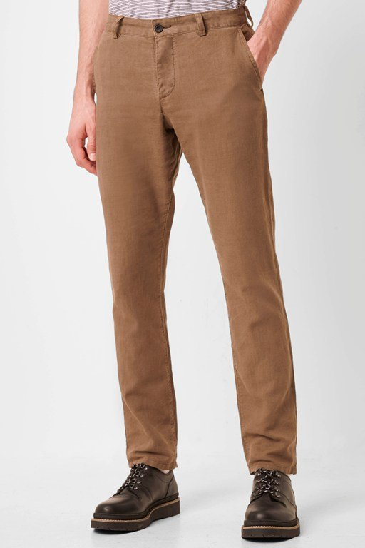 cotton linen trousers