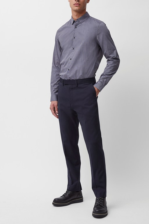 Complete the Look Classic Suiting Tailored Trousers
