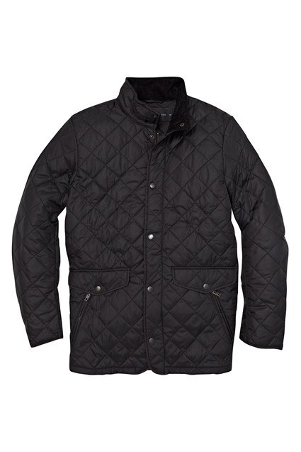 Quilted Leightweight Jacket