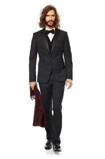 Tux Treat Skinny Jacket