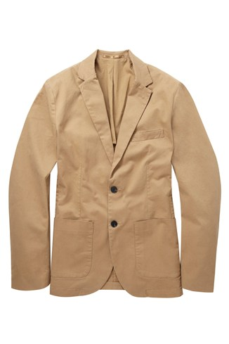 Machine Gun Stretch Blazer