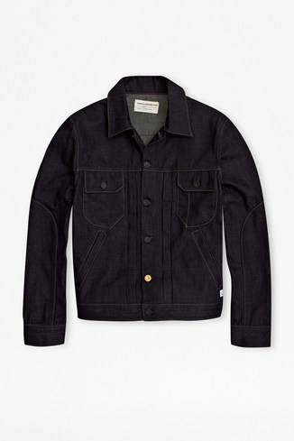 Power Truck Denim Jacket