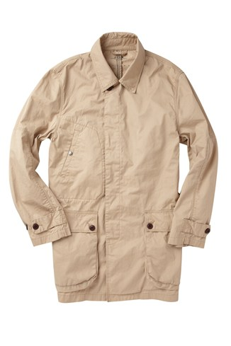 Misfire Coated Jacket
