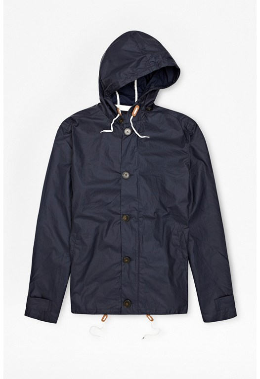 Degree Bound Cotton Jacket
