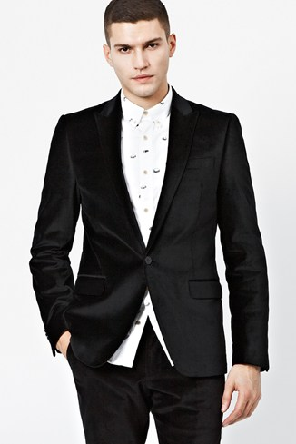 Skinny Peak Formal Jacket