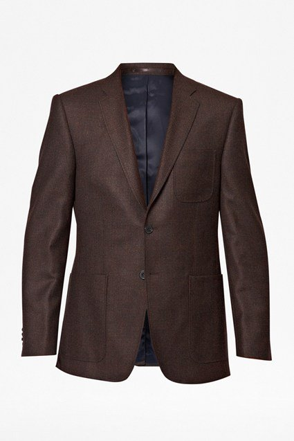 Notch Suit Jacket