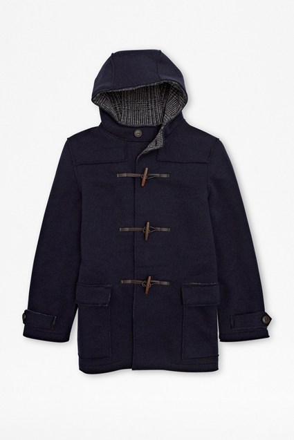 Double Duffle Coat