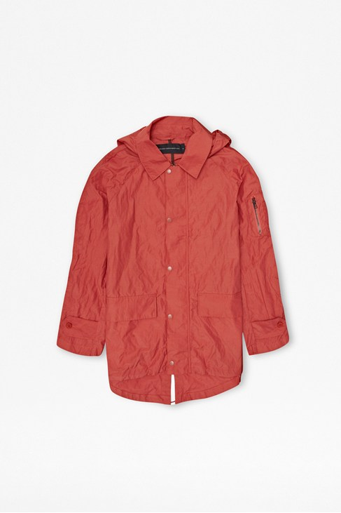 Endemic Cotton Mac Jacket