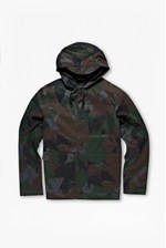Looks Great With Camouflage Cotton Jacket