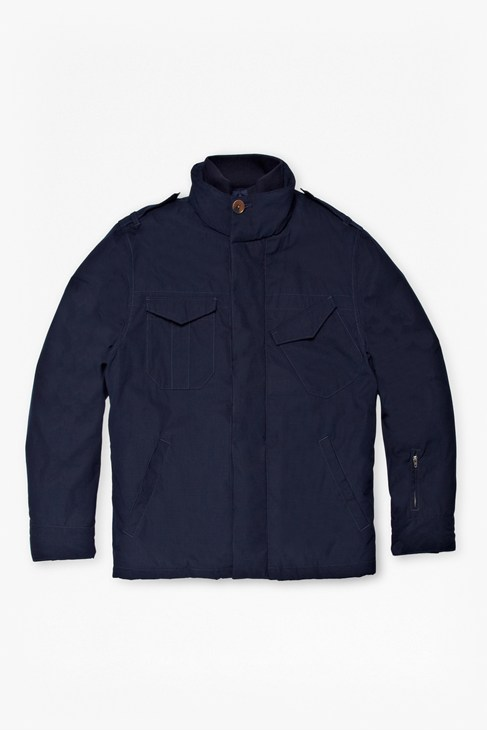 Clipper Cotton Jacket