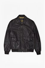 Looks Great With Tindal Leather Jacket