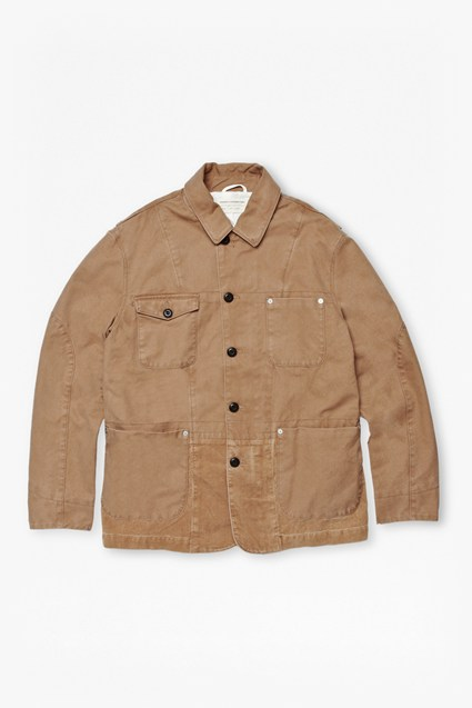 Cone Canvas Rail Jacket