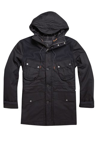 Scout Cotton Jacket