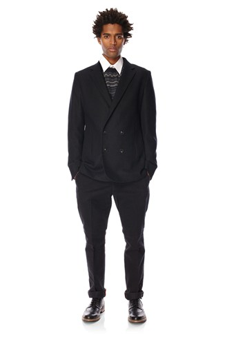 Grant Melton Slim Jacket