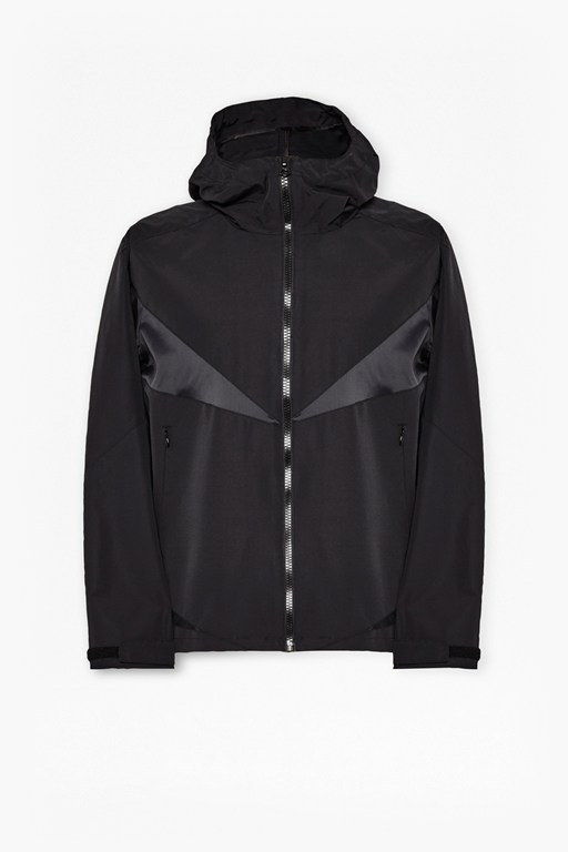 Complete the Look Ajura Murphy Nylon Hooded Jacket