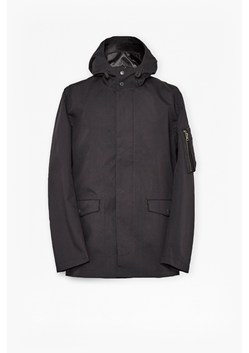 Maxubi Bonded Jacket With Hood