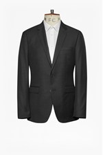 Looks Great With Classic Twill Suit Jacket