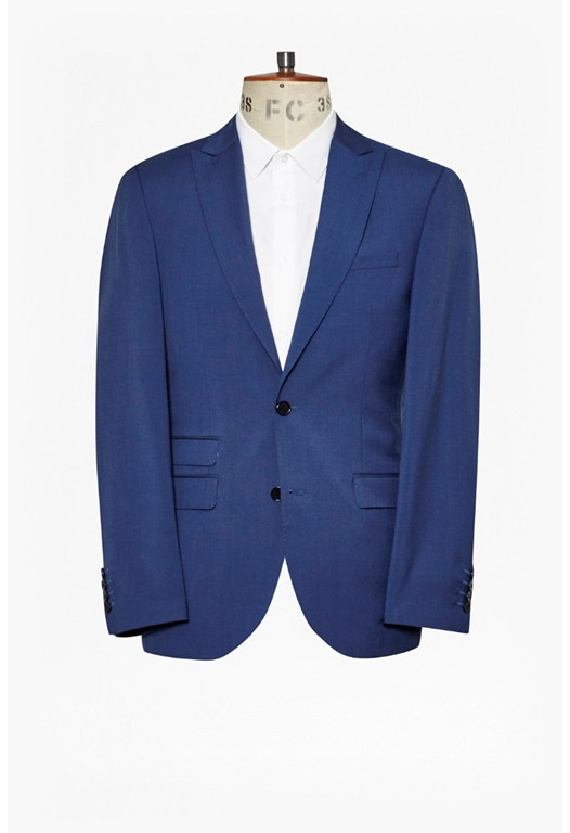 MB Navy Suit Jacket