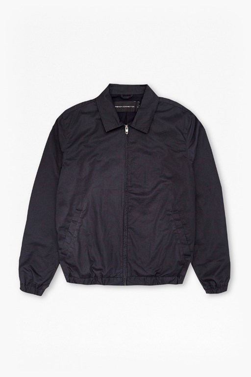 Complete the Look Caban Zip Up Jacket
