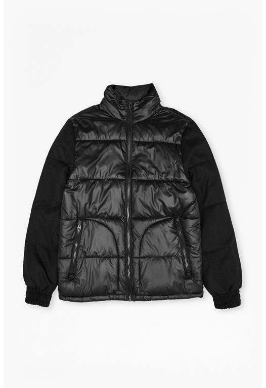 Mountain Pass Plain Padded Jacket