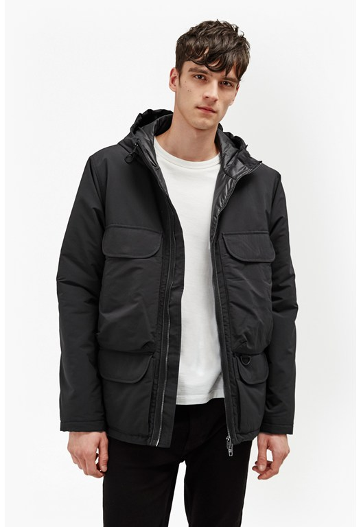 Talus Pocket Hooded Jacket