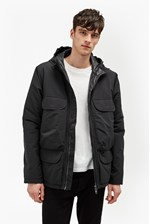 Looks Great With Talus Pocket Hooded Jacket
