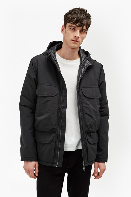 Complete the Look Talus Pocket Hooded Jacket