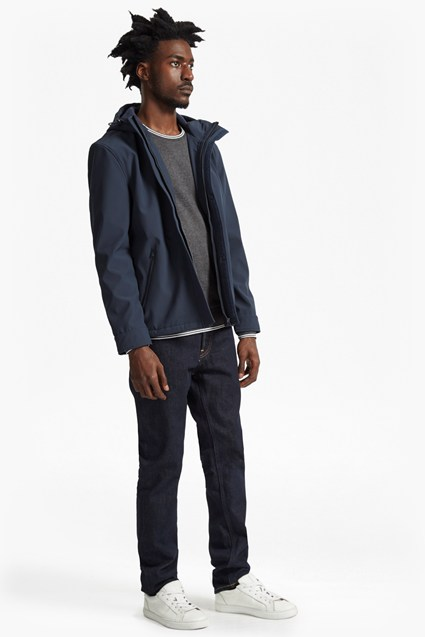 Commuter Hooded Jacket