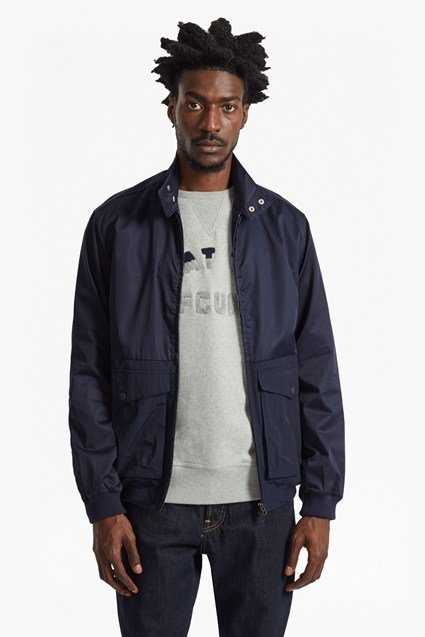 Hybrid Army Harrington Jacket