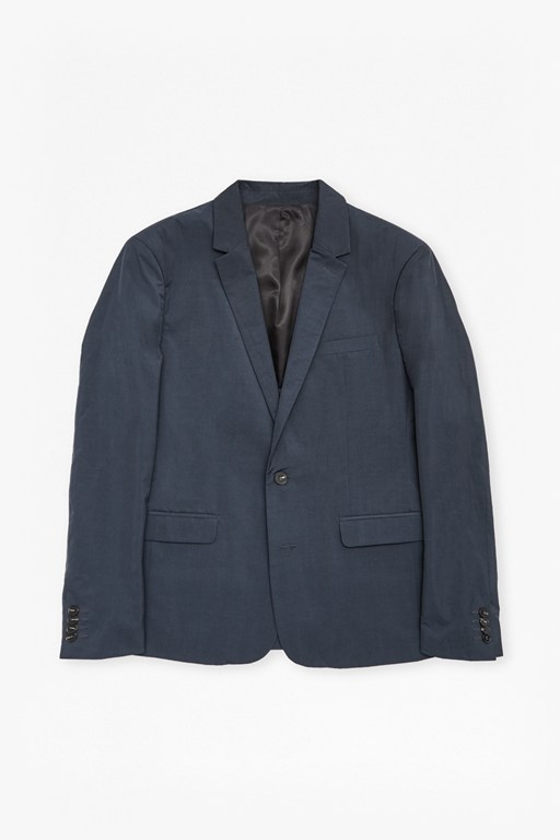 Lightweight Nylon Blazer
