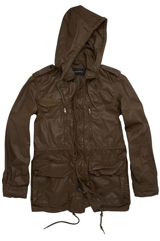 Military Cotton Jacket