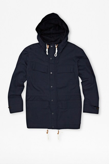 Study Cotton Jacket
