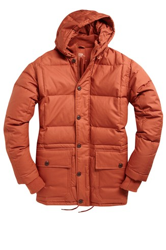 Wadded Windfall Polar Jacket