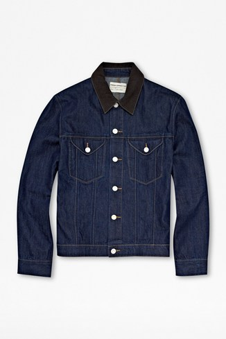 Rigid Denim Jacket