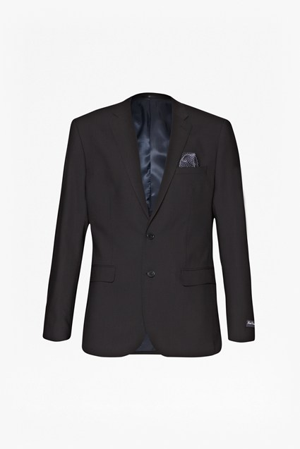Classic Light Wool Suit Jacket