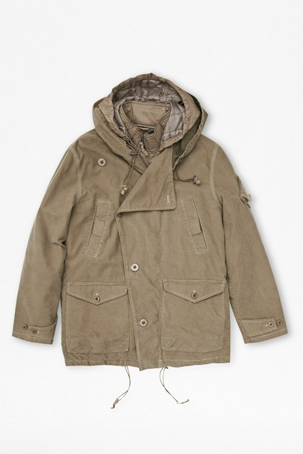 Supersoft Moleskin Jacket