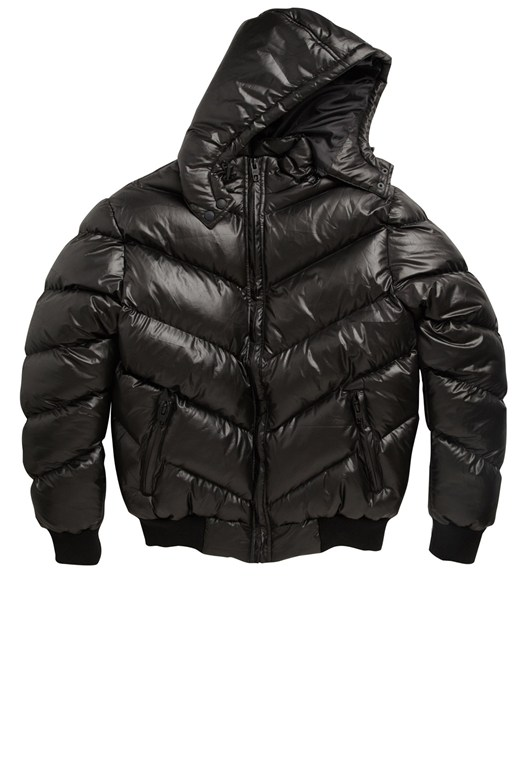 Intense Wadded Jacket