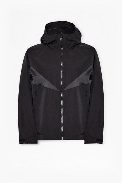 Ajura Murphy Nylon Hooded Jacket