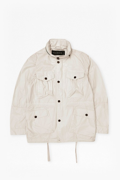 Complete the Look Wolfram Coated Cotton Jacket