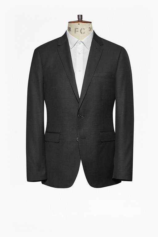 Complete the Look Classic Twill Suit Jacket