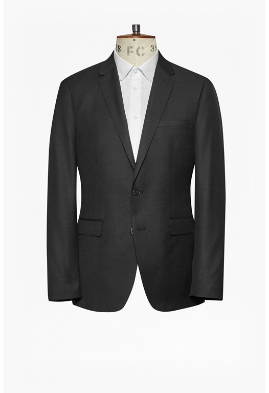 Classic Twill Suit Jacket