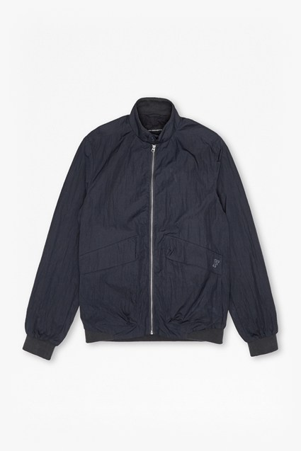 Hornfell Wax Zip Up Jacket