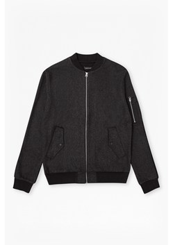 Sweat 2 Melton Wool Bomber
