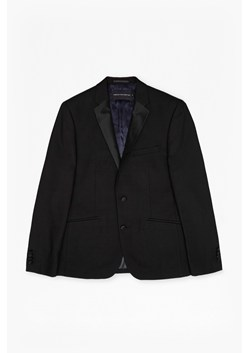 Black Textured Dinner Jacket